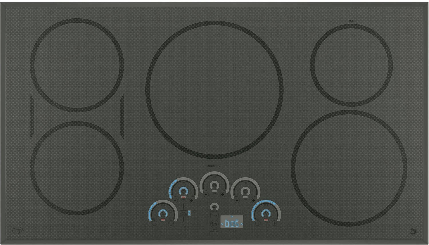GE Cafe 36 Inch Induction Cooktop