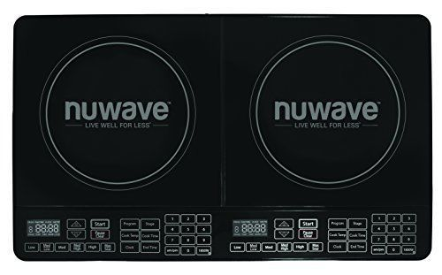 NuWave Double Induction Cooktop.