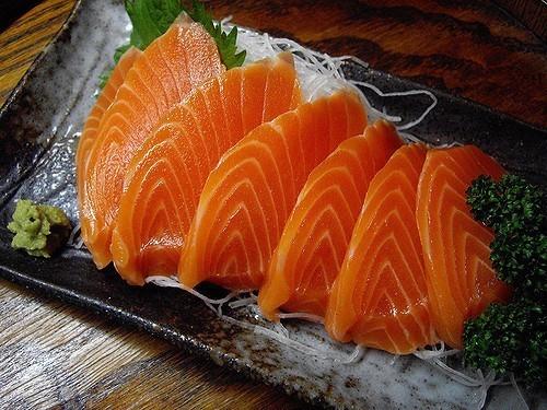 farm-raised salmon ready to cook