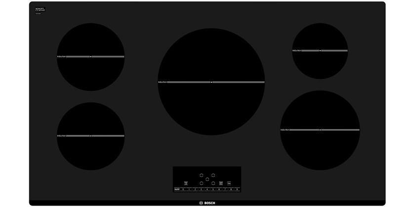 Bosch induction cooktop reviews 36-Inch 800 Series UC