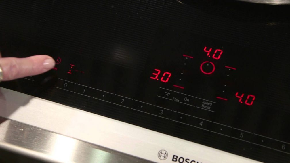 Bosch Induction Cooktop Featured Image