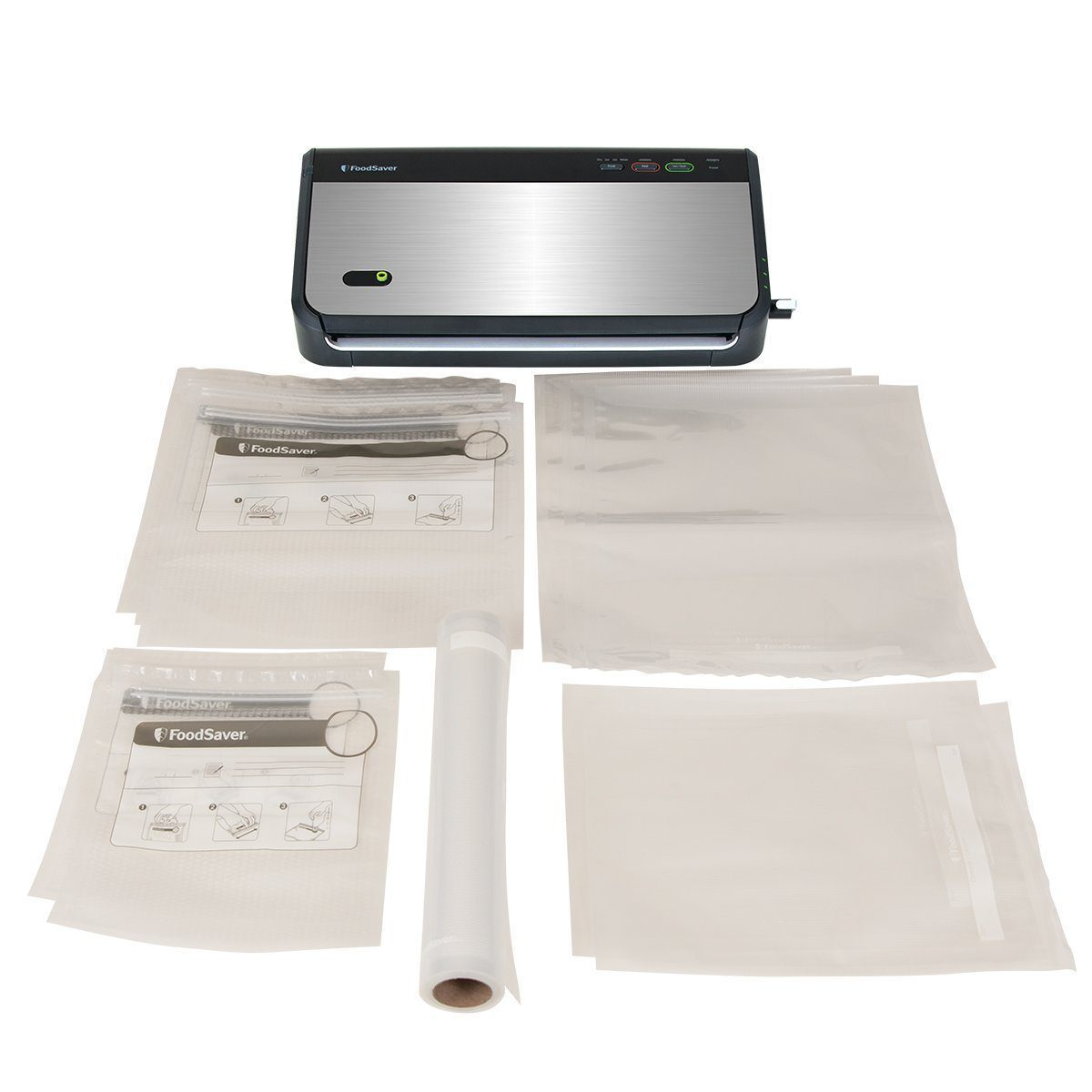 foodsaver food vacuum sealer bagkit