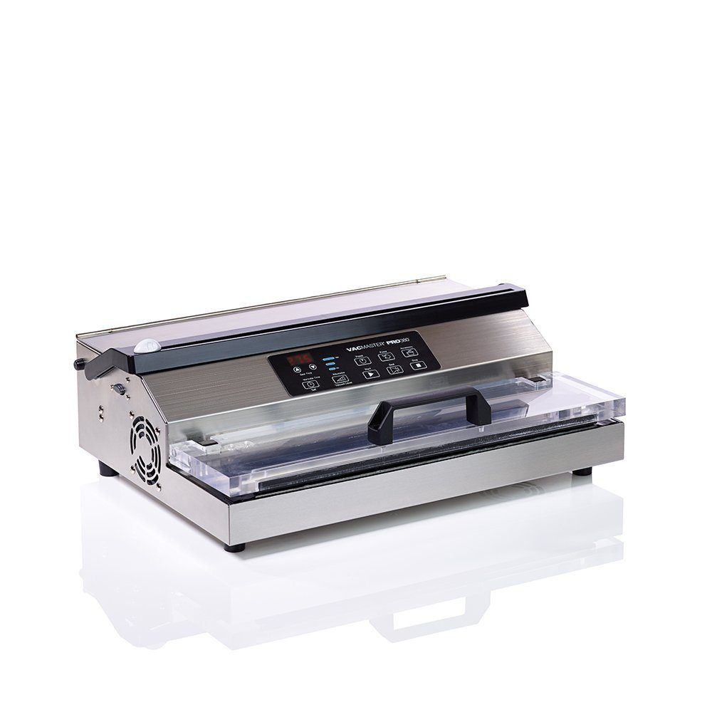 The VacMaster PRO380 Edge food vacuum Sealer.