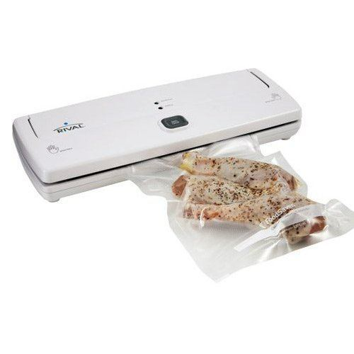 rival vacuum sealer for sous vide circulator