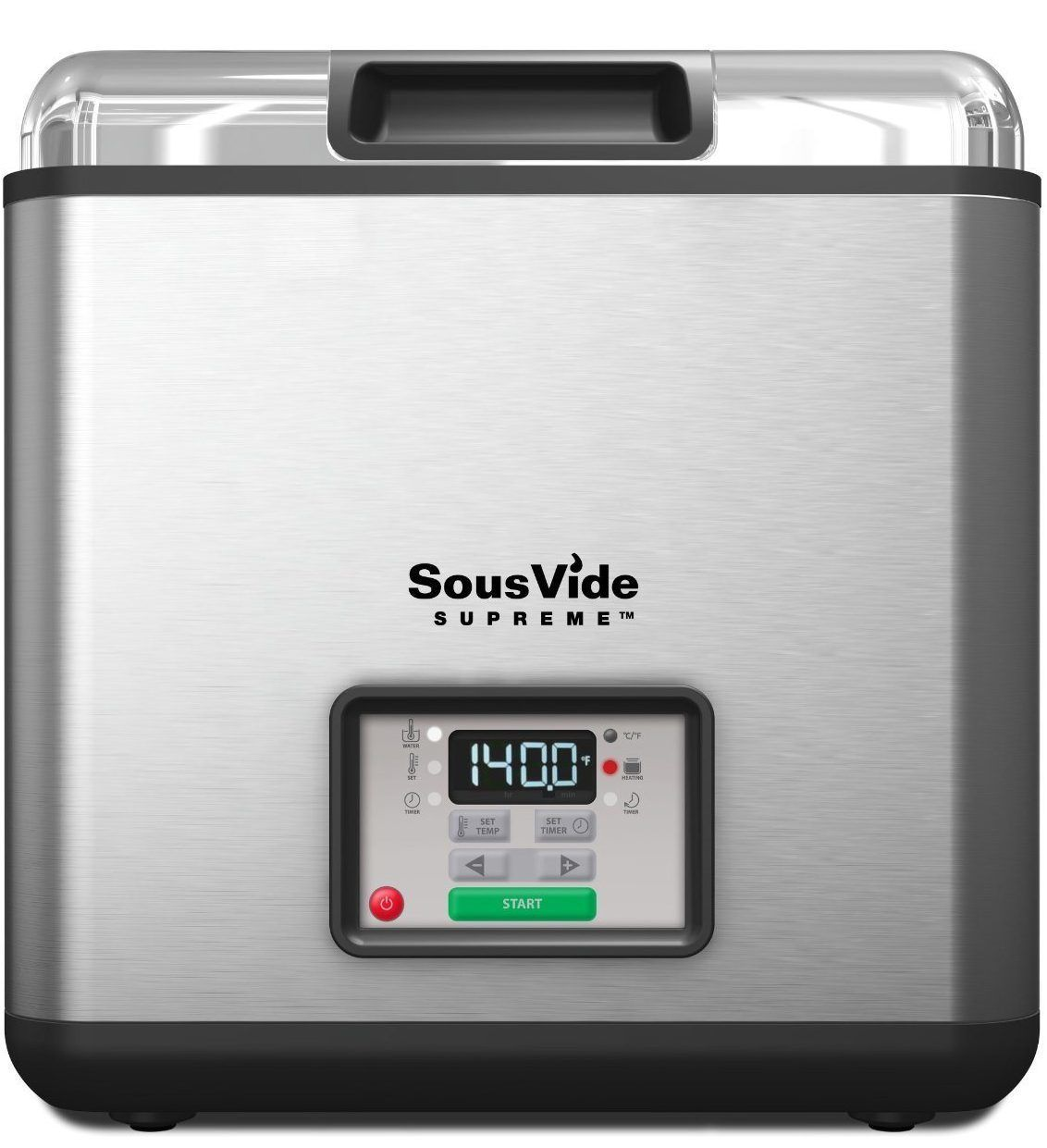 best sous vide supreme/chef water oven