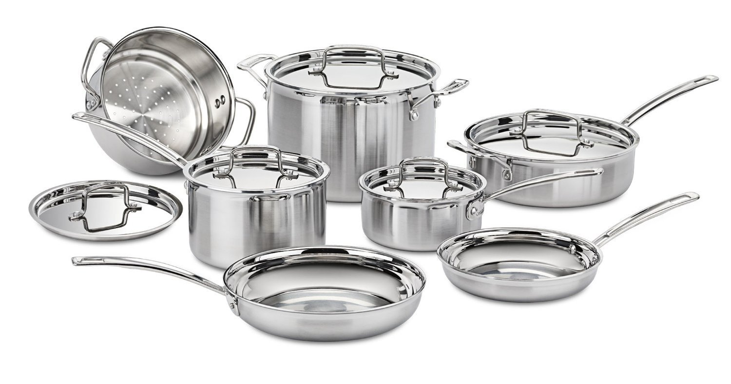 Cuisinart 12 Piece Set