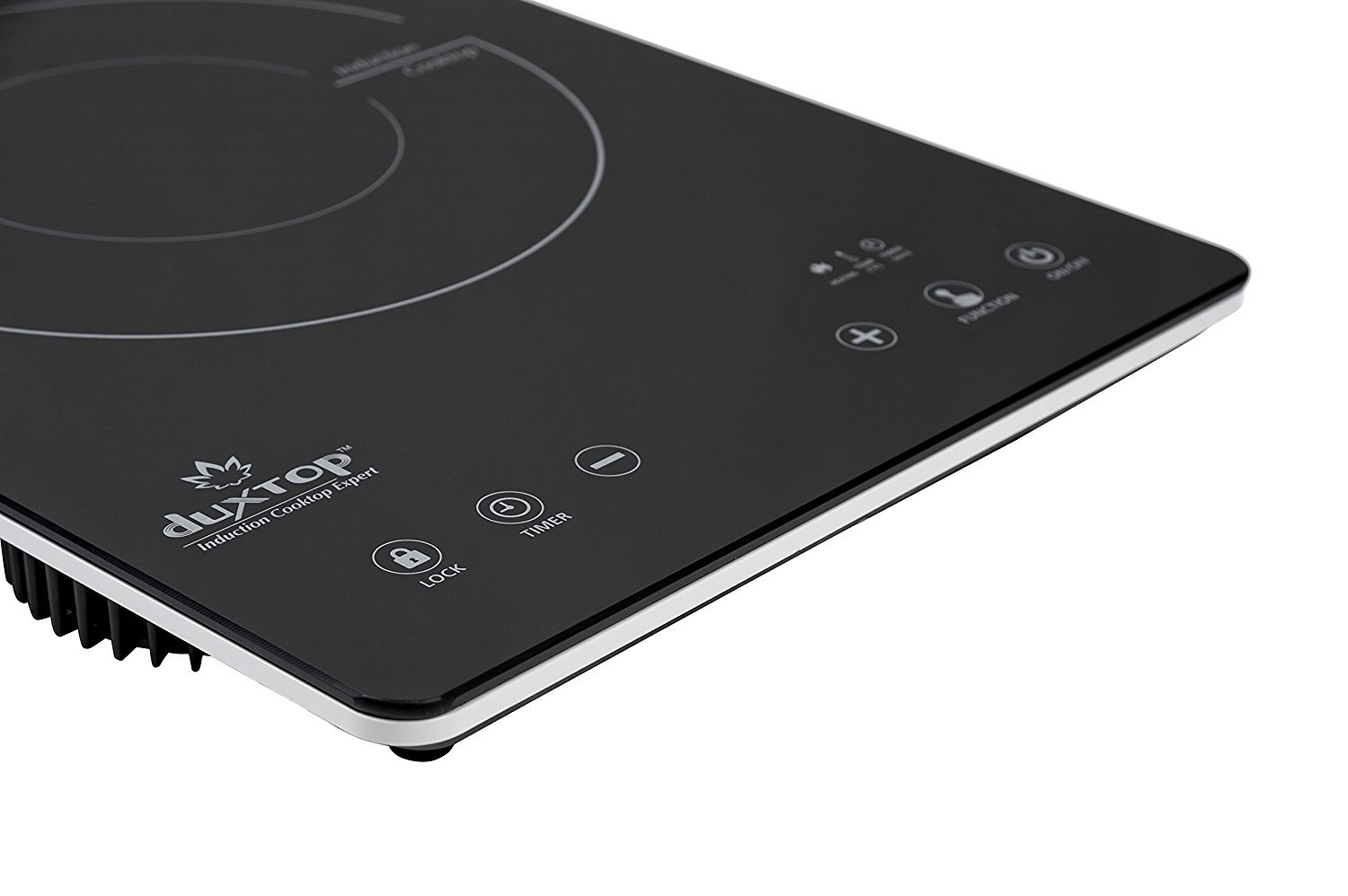 duxtop induction cooktop 9300ST control panel