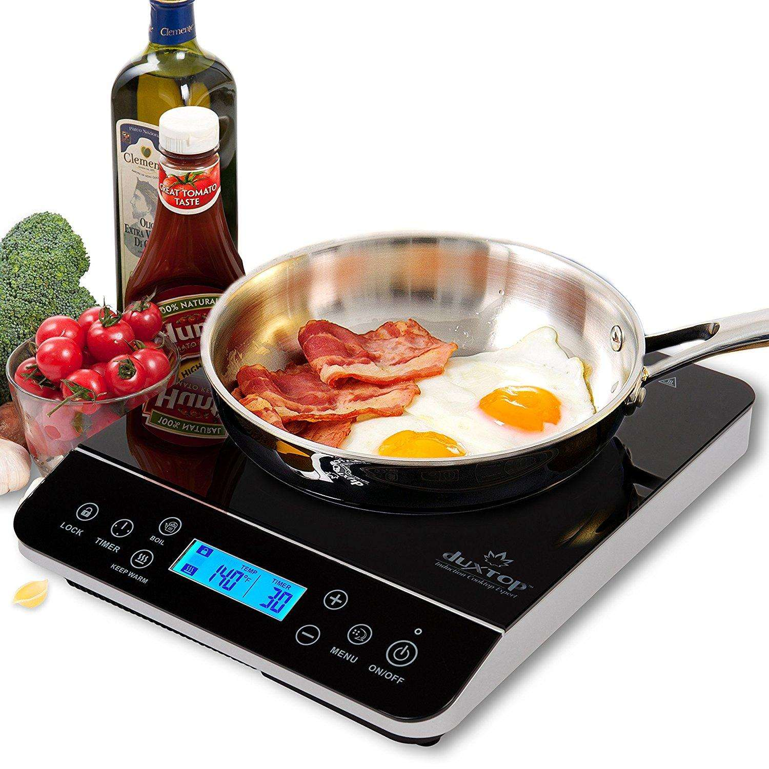 Duxtop 9600LS portable induction burner
