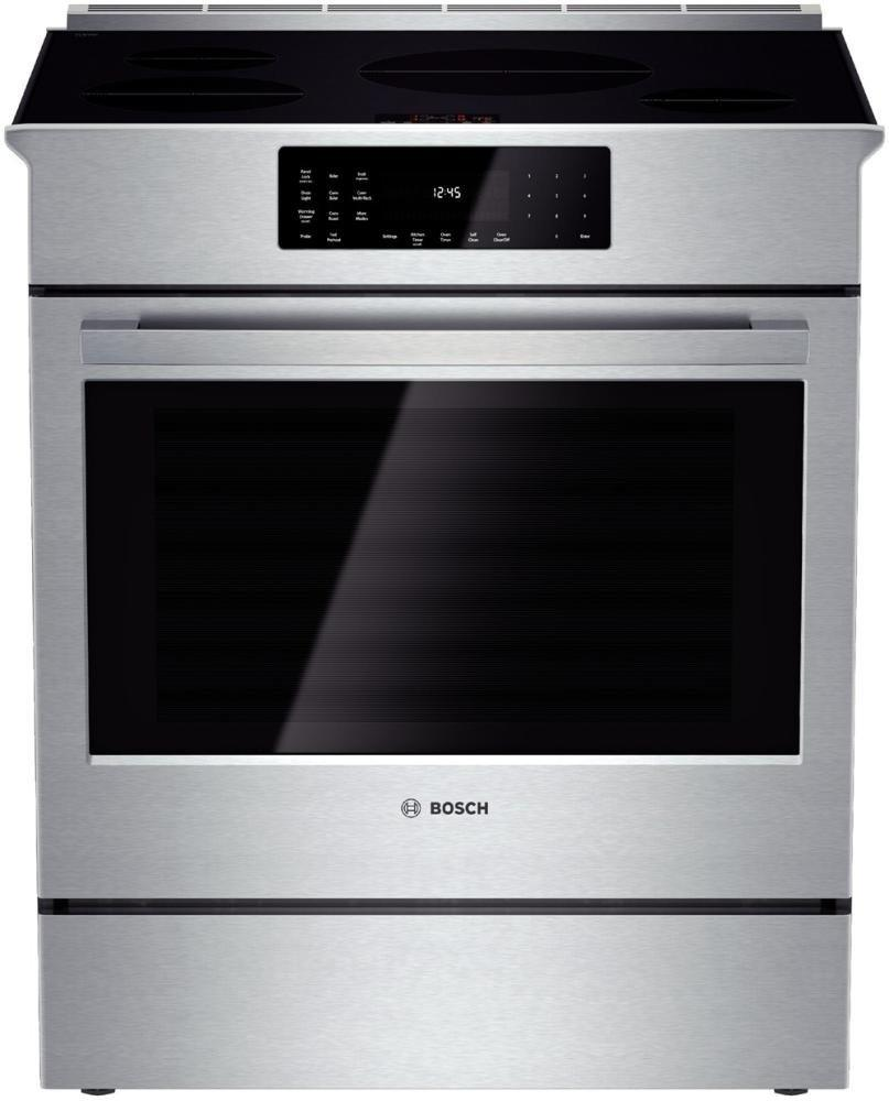 Bosch Induction Range review
