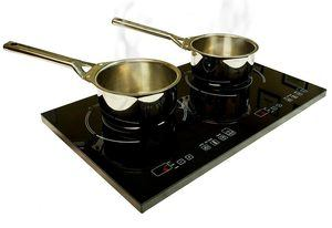 True Induction double induction cooktop
