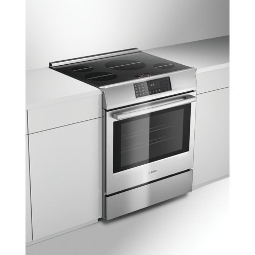 Bosch Induction Range Review 30 Inch Slide In Induction Stove