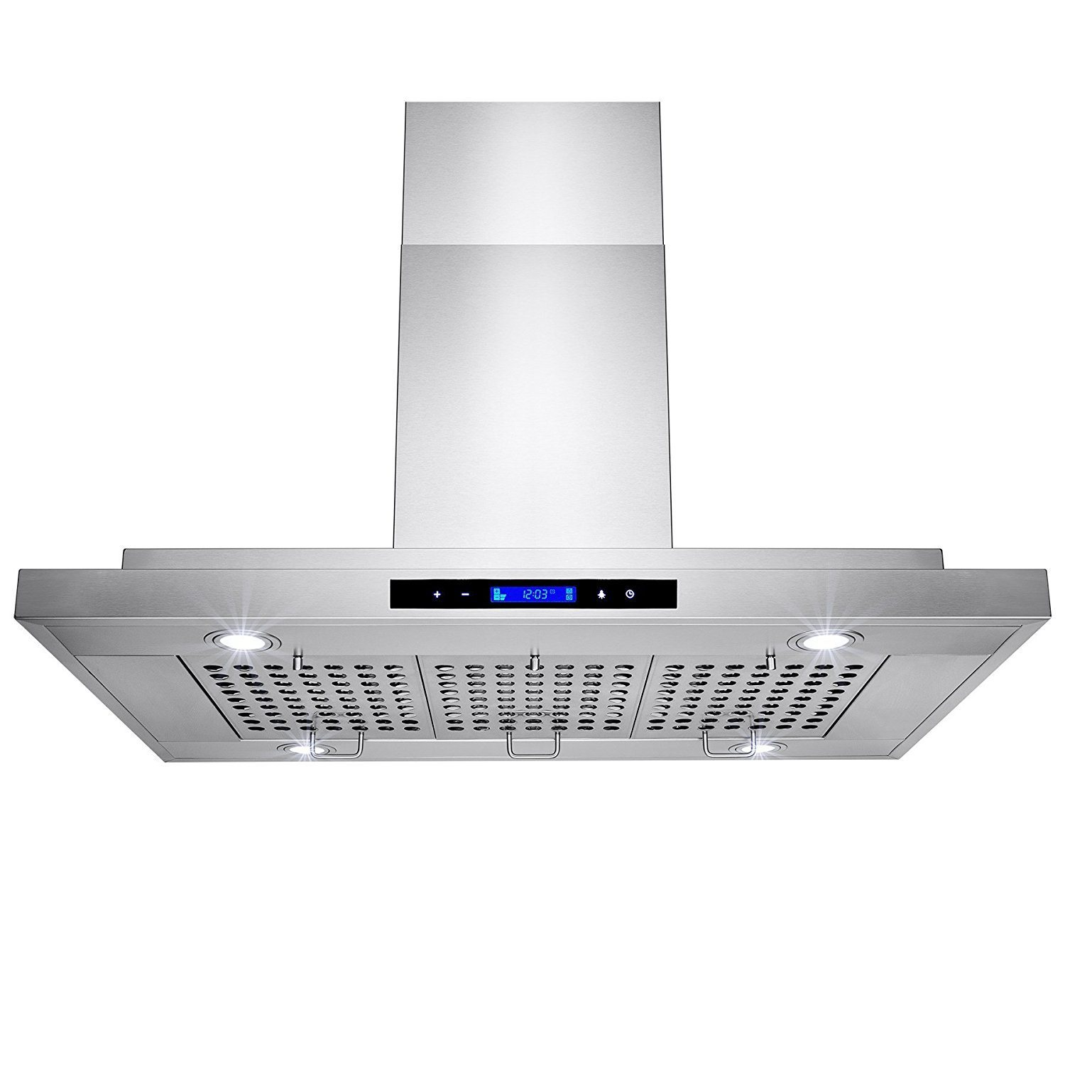 Best-selling range hoods on Amazon (not just for induction)