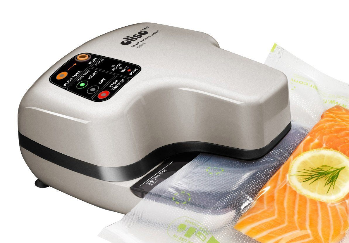 check out reviews of the oliso pro sealer on amazon now - Weston Vacuum Sealer