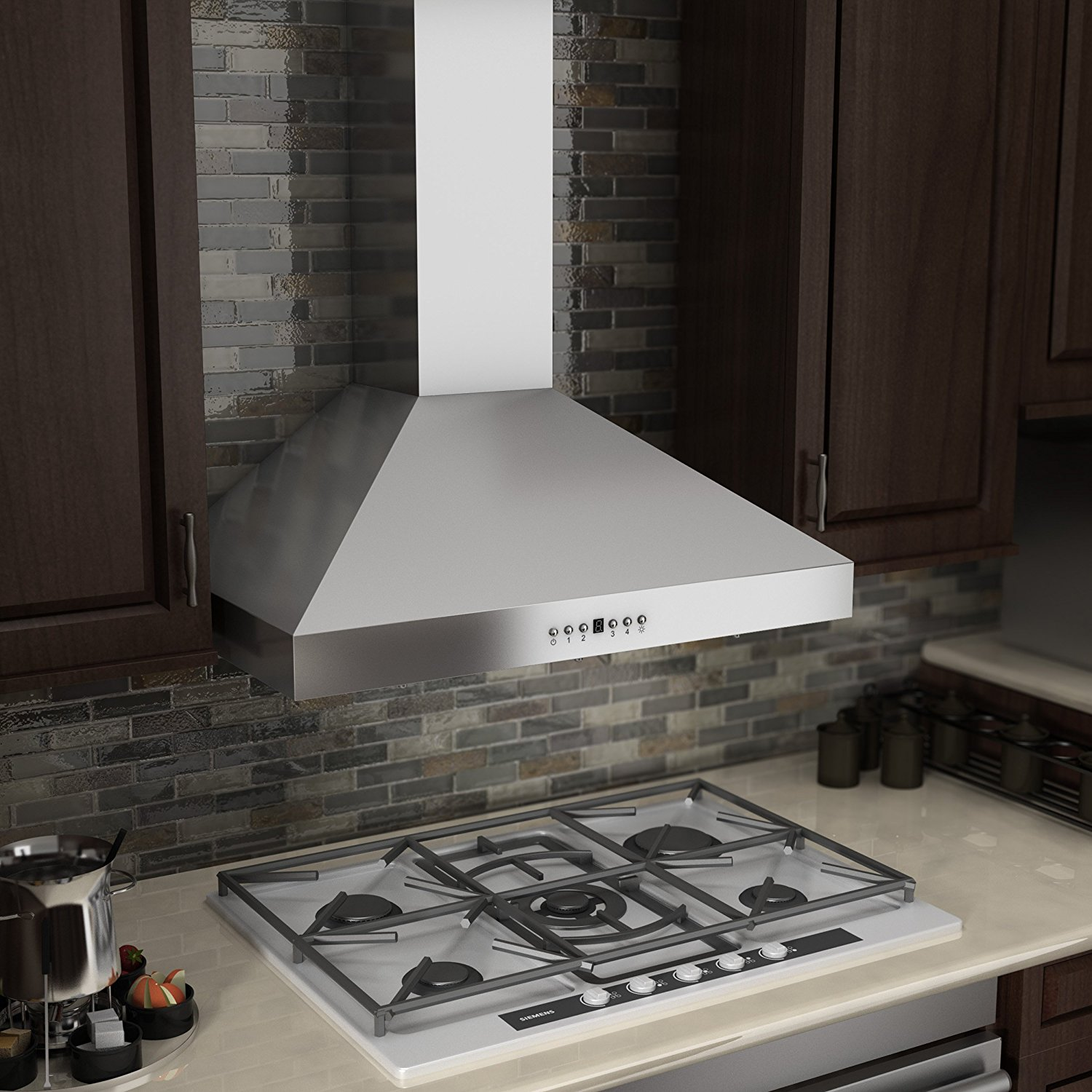 The Best-Selling Range Hoods On Amazon (not Just For