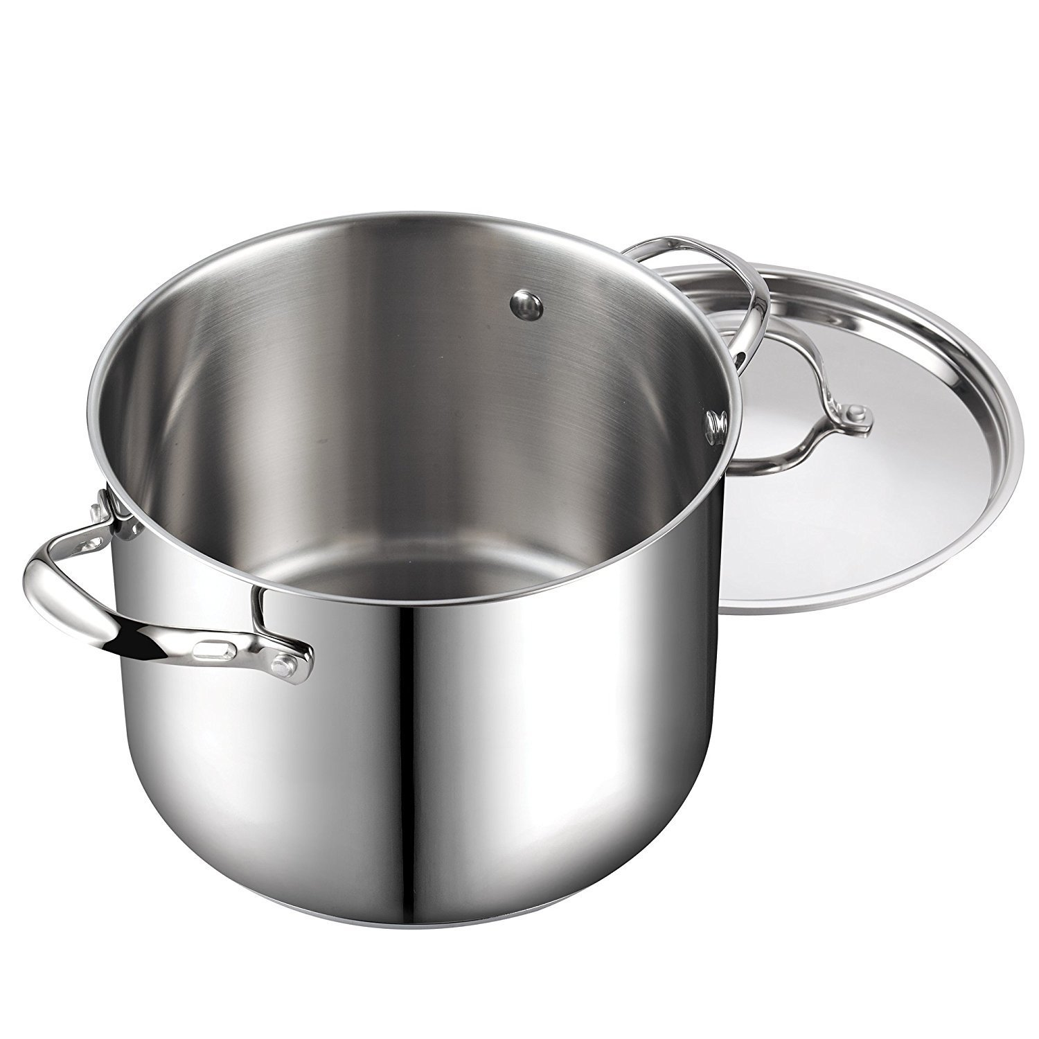 Cook's Standard 12qt Stainless Stock Pot