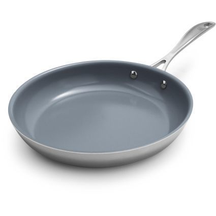 10 Inch Ceramic Skillet With Lid