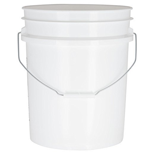 5 Gal. Food Grade Bucket