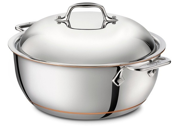 AC Copper Core Dutch Oven