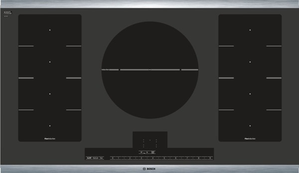 Great All Around Cooktop Bosch Benchmark
