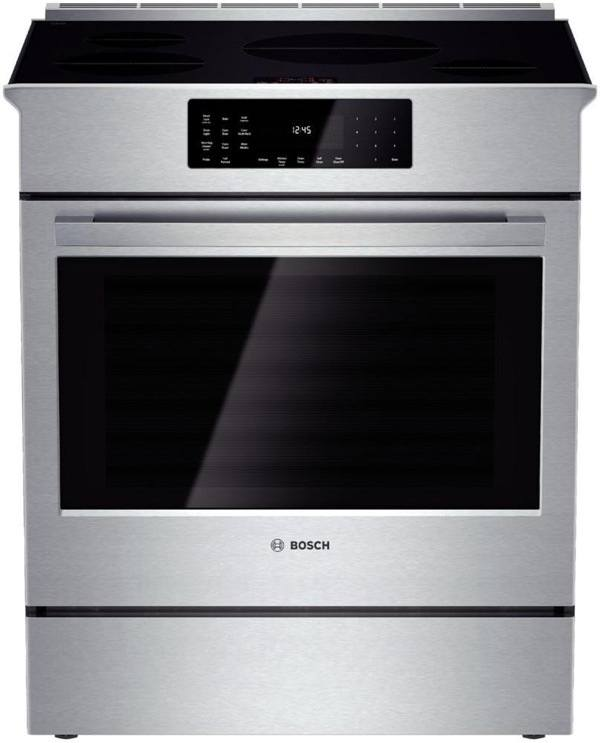 Bosch 800 Series Benchmark Induction Range Review