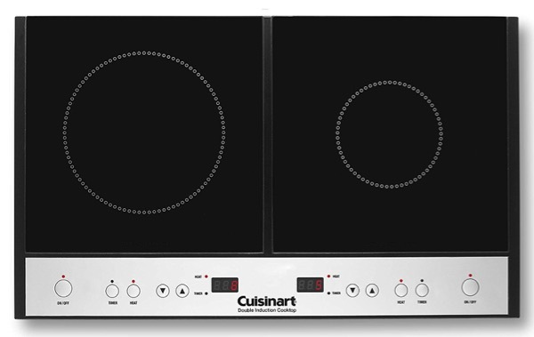 Third Place Cuisinart Ict60 Double Induction Cooktop