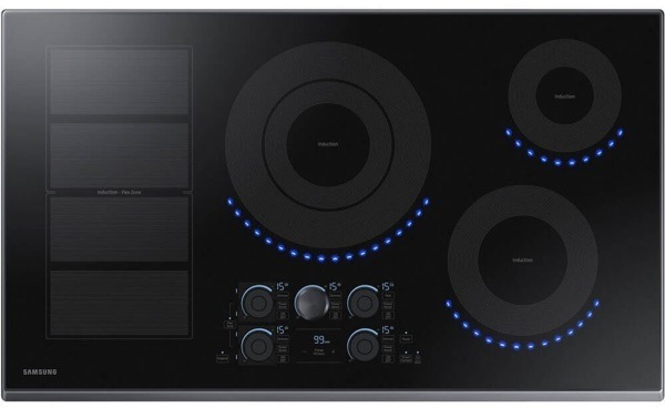Induction Cooktop Reviews The Samsung