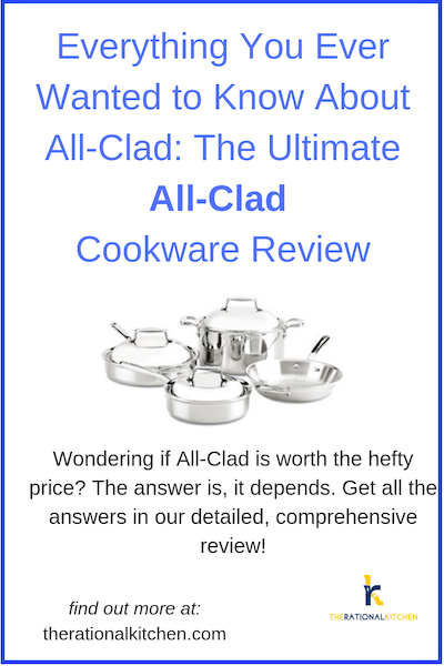 Ultimate All-Clad Review