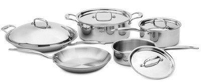 Clad Stainless Cookware 55 Micro Reviews To Help You Choose