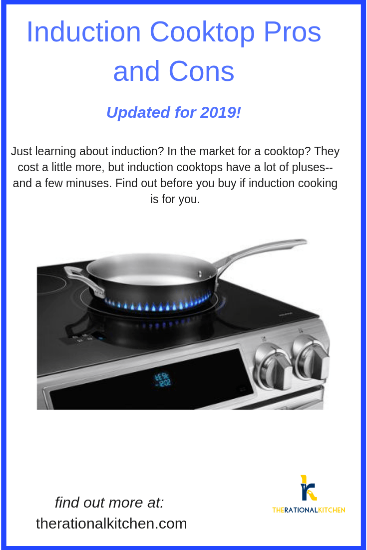 Induction Cooktop Pros and Cons