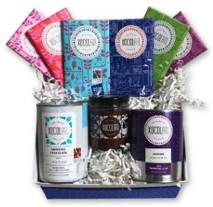 Rational Kitchen 2019 Ultimate Gift Guide Xocolatl gift basket
