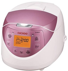 Rational Kitchen 2019 Ultimate Gift Guide Cuckoo rice cooker