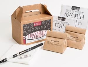 Rational Kitchen 2019 Ultimate Gift Guide Mozzarella Starter kit