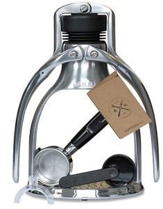Rational Kitchen 2019 Ultimate Gift Guide ROK espresso maker