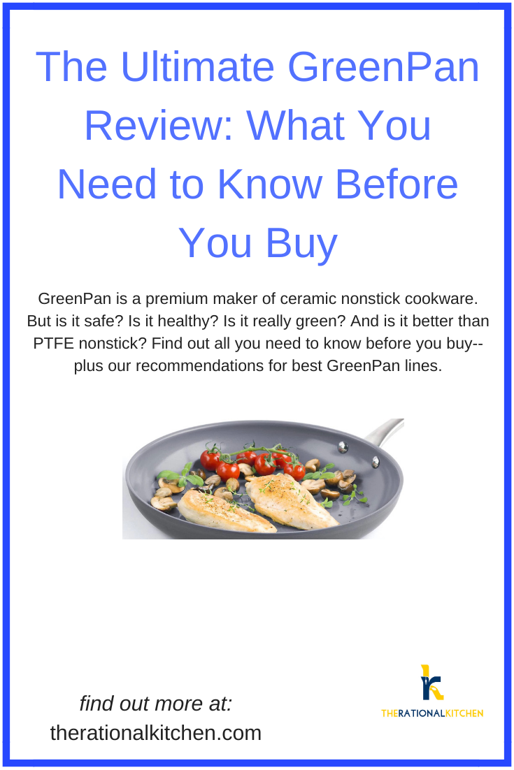 The Ultimate Green Pan Review Pinterest