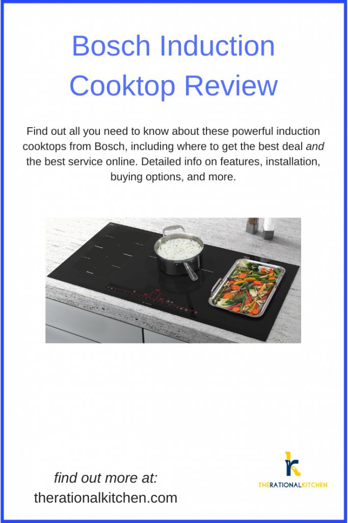 Bosch Induction Cooktop Review Pinterest
