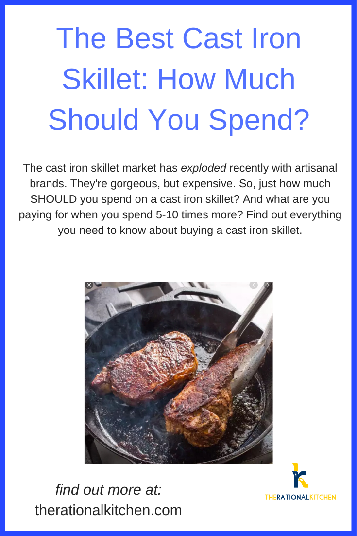 The Best Cast Iron Skillet: How Much Should You Spend?