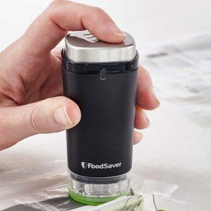 FoodSaver Handheld Nozzle Food Vacuum Sealer