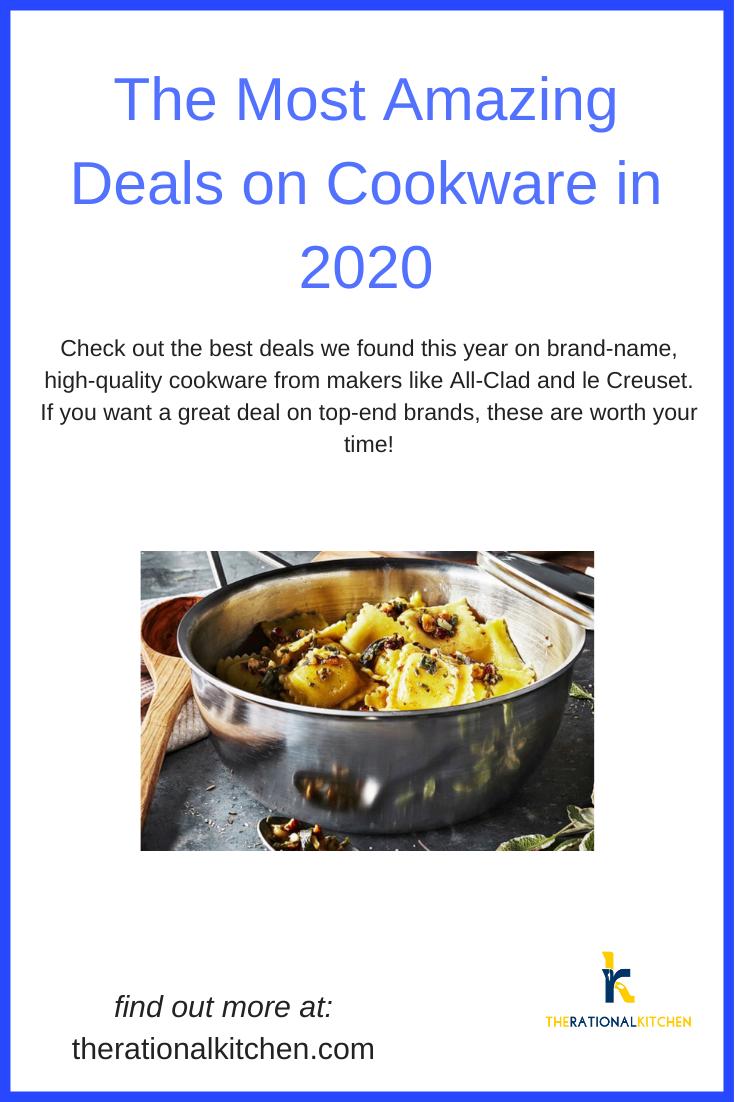 Amazing Cookware Deals