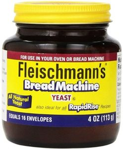 Bread Machine Yeast Jar: Types of Yeast and How to Use Them