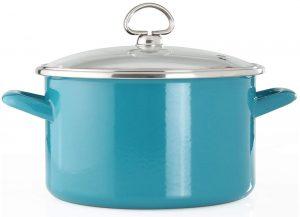 Chantal Cookware Enamel-on-Steel Pot
