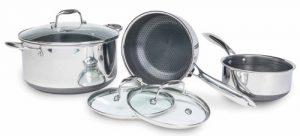 Hexclad 6 Pc Set - Hexclad Cookware Review: The Best Nonstick on the Market?