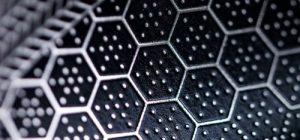 Hexclad Closeup