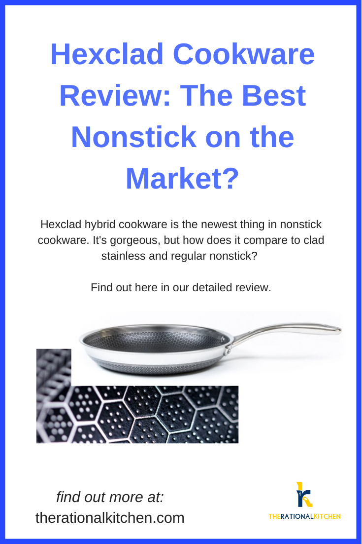 Hexclad Cookware Review Pinterest