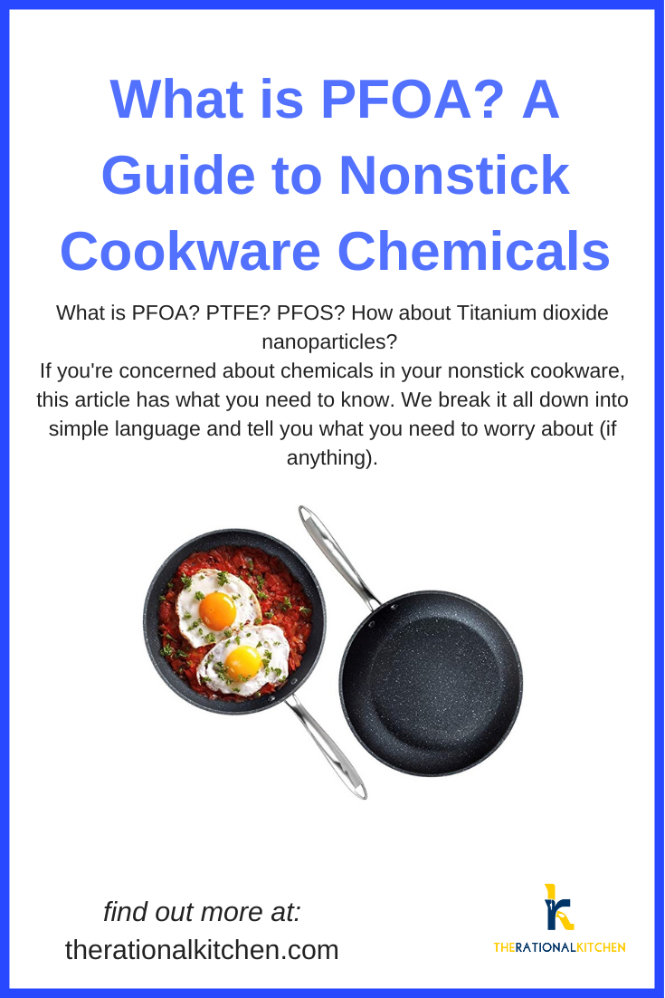 What is PFOA? A Guide to Chemicals in Nonstick Cookware