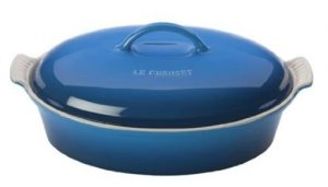 Le Creuset Covered Casserole Dish